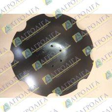 Напівсферичній диск