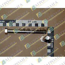 Болт з шестигранною головкою ISO 4014 12x120 A2-70