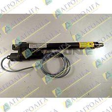 12V електричний хід циліндра = 300 мм